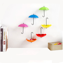 Wall Decor Ideas Decorative Umbrella Wall Key Hooks