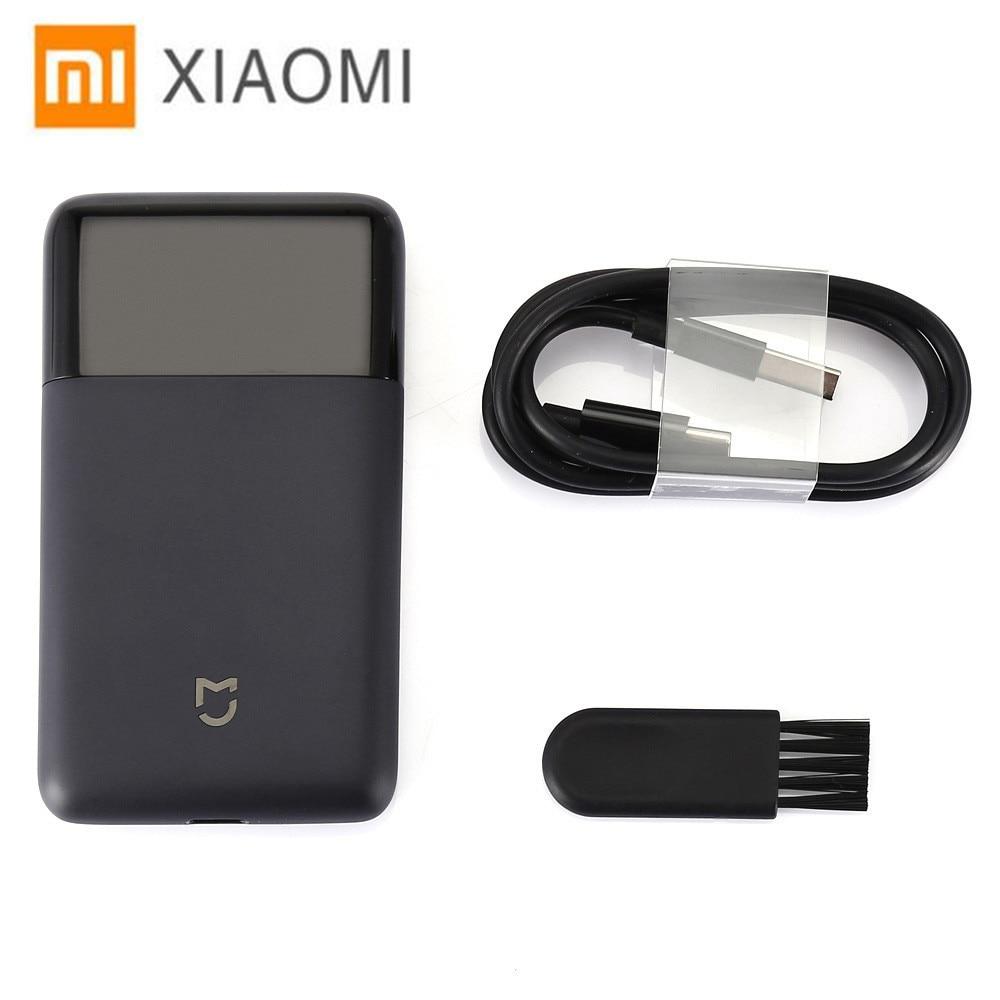 Xiaomi Original Electric Shaver Razor Mijia New Smart Mini Portable USB Rechargeable Men Low Noise Face