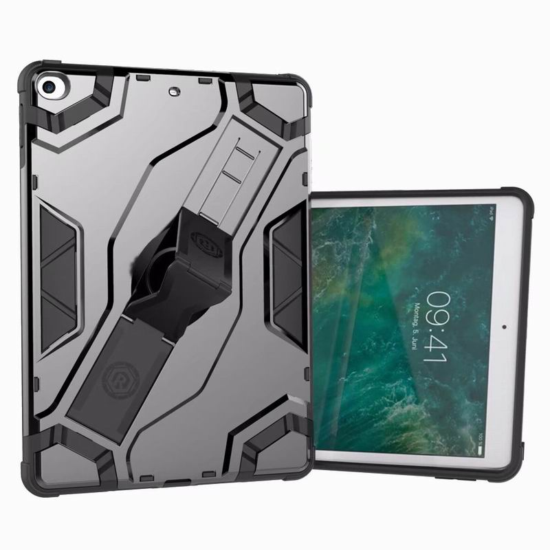 Tablets & E-books Case Hmsunrise For Ipad Air2 Shockproof Kids Protector Case For Apple Ipad Air 2 Soft Silicone Stand Cover Hand Hold A1566 A1567