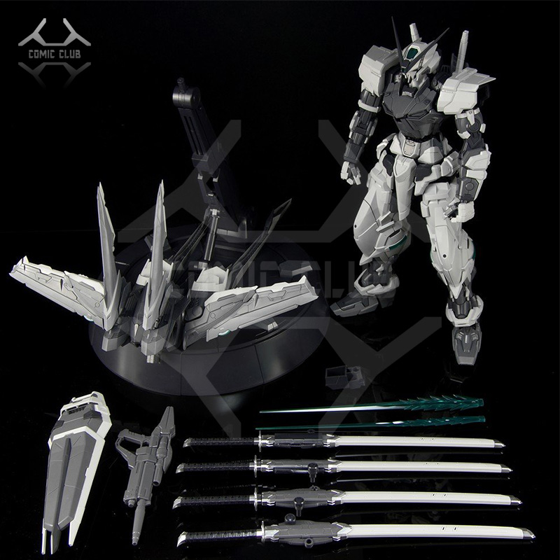 COMIC CLUB IN STOCK Nillson pg 1 60 Gundam seed Astray Red Frame with wing backpack
