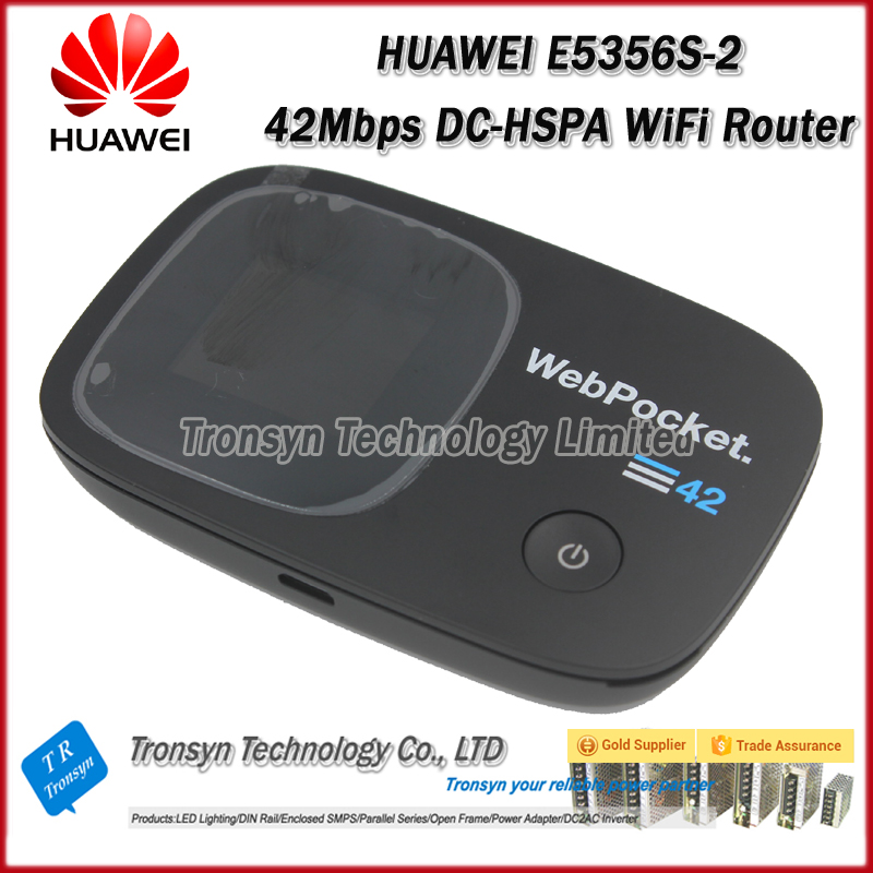 Free Shipping New Arrival Original DC-HSPA+ 42Mbps Unlock HUAWEI E5356 Pocket 3G WiFi Router Support 900 2100MHz original unlock dc hspa 42mbps huawei e5756 3g wireless router support hspa hspa umts