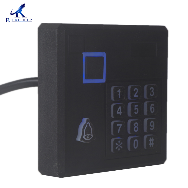 Waterproof Full PC Glue in the Back Side RFID Smart Card Reader Standalone Access Card Pass Door Controller Keyless Entry SystemWaterproof Full PC Glue in the Back Side RFID Smart Card Reader Standalone Access Card Pass Door Controller Keyless Entry System