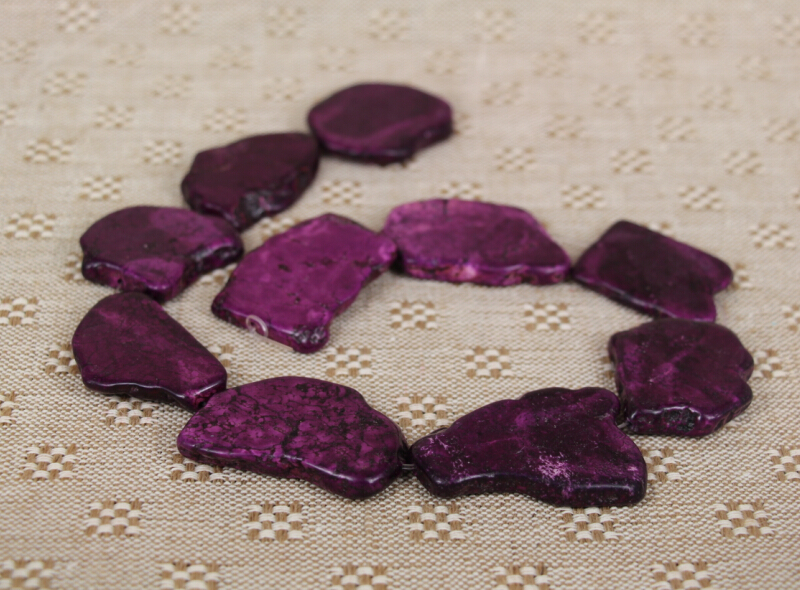 Amethyst 12 mm 1 Strang Boules Perles Rond Violet 1 brin