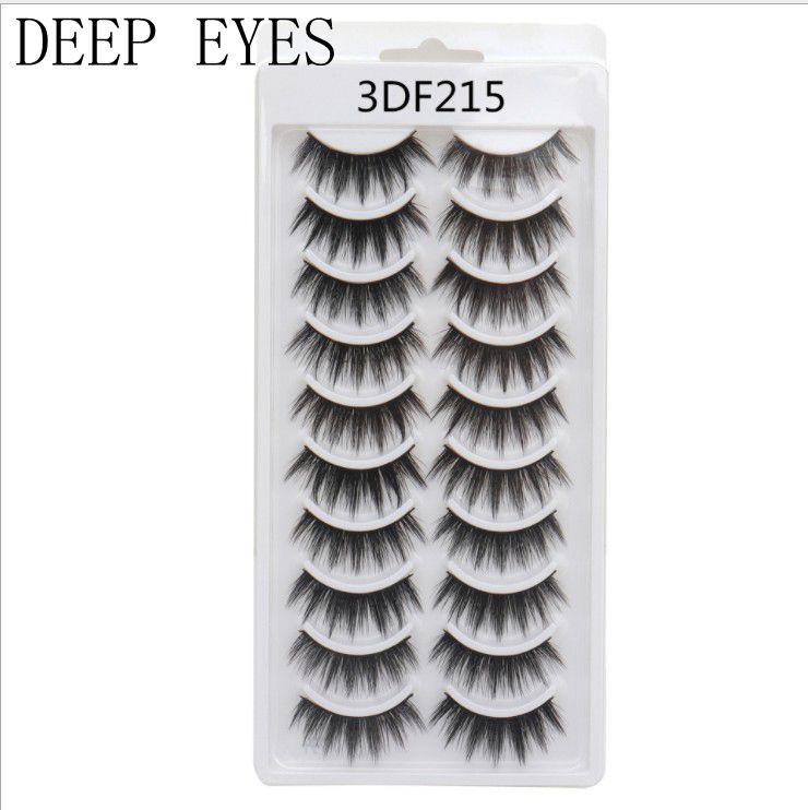 50 boxes500 pairs 100 Real Mink Eyelashes 3D Natural False Eyelashes 3d Mink Lashes Soft Eyelash