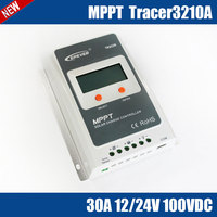 Tracer3210A MPPT 30A 100V solar charge controller package design for household, outdoor lighting, signals, wilderness monitoring