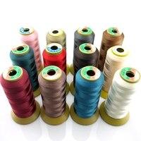 Нейлоновый швейных ниток 210d/2 высокой прочности открытый Кожа темы 2000 двор/roll 19 Цвет