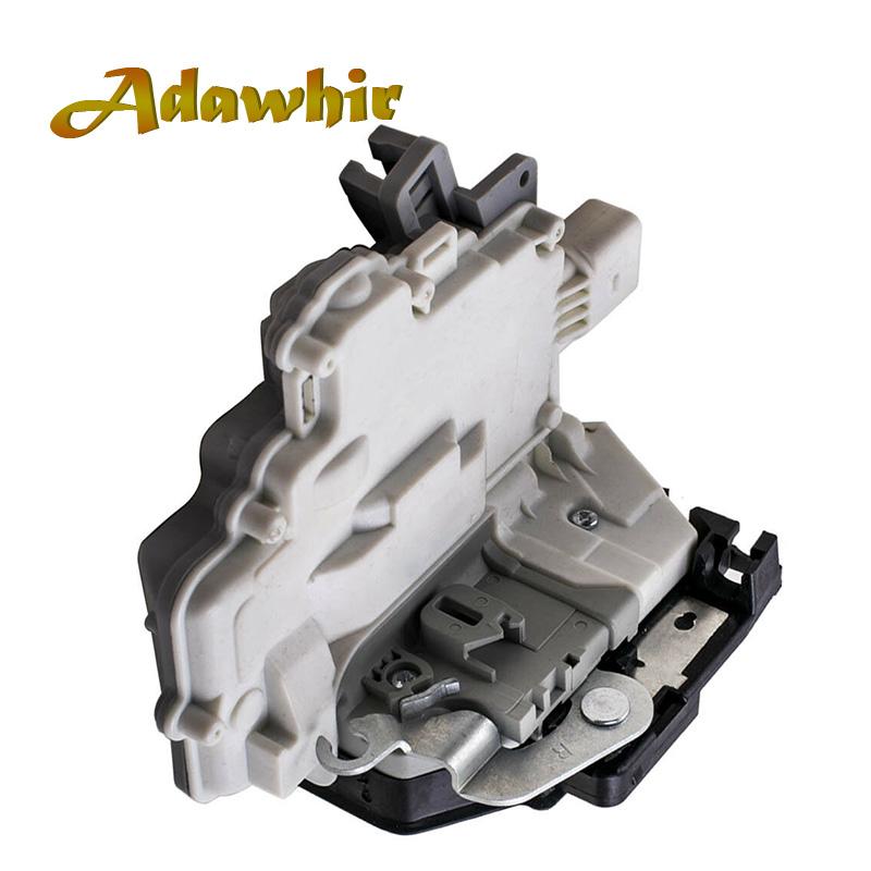 1P1837016 For Volkswagen MK5 EOS SEAT Leon 1P Zv ALTEA TOLEDO Front Right  Door Lock Actuator Central Mechanism 1P1 837 016