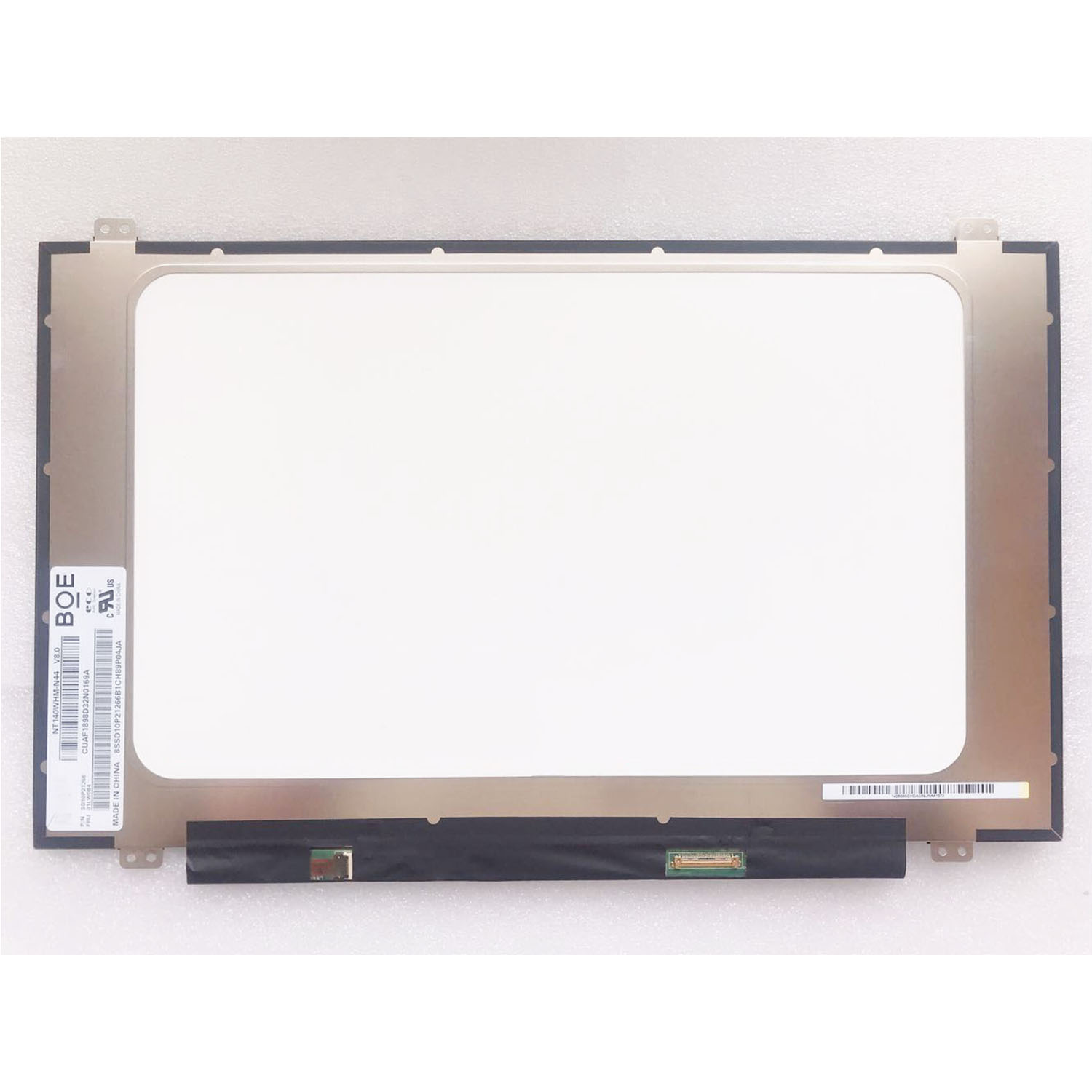 For BOE 14 0 HD 1366X768 LAPTOP NT140WHM N44 NT140WHM N44 LCD LED display panel PN