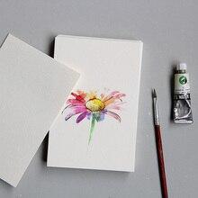 Молодежи бланк роспись картон домашние ручная акварель открытки бумага бумаги карты