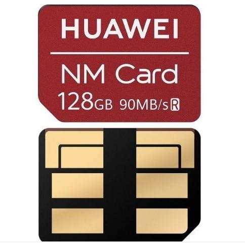 Huawei Memory-Card Nano for Mate P30/P30 Pro 128GB 100%Original 90mb/S-Speed