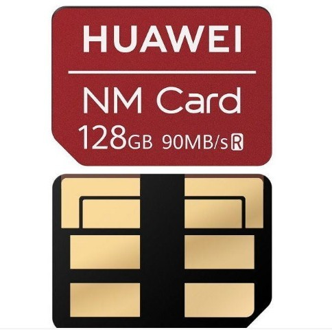 90 MB/S velocidad 100% Original para Huawei Mate 20/20/Pro/20X/20RS/P30/P30 Pro NM tarjeta de memoria Nano de 128 GB
