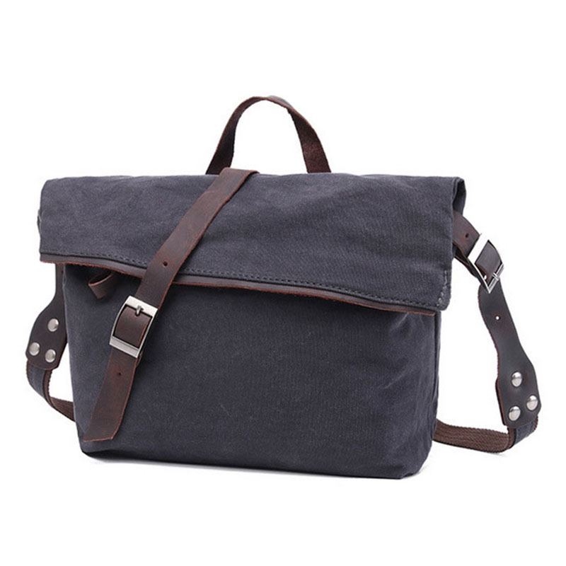 Fashional Large Capacity Men's Crossbody Bag Laptop Men Bags High Quality Canvas Shoulder Bag Men & Women Messenger Bags G067 vintage canvas travel shoulder bag men messenger bags fashion cover crossbody bag large capacity male multi function laptop bags