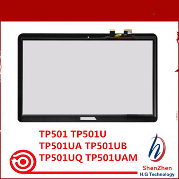 "15.6"" Touch Screen Digitizer Glass Replacement for Asus Transformer Book TP501 TP501U TP501UA TP501UB TP501UQ TP501UAM Series"