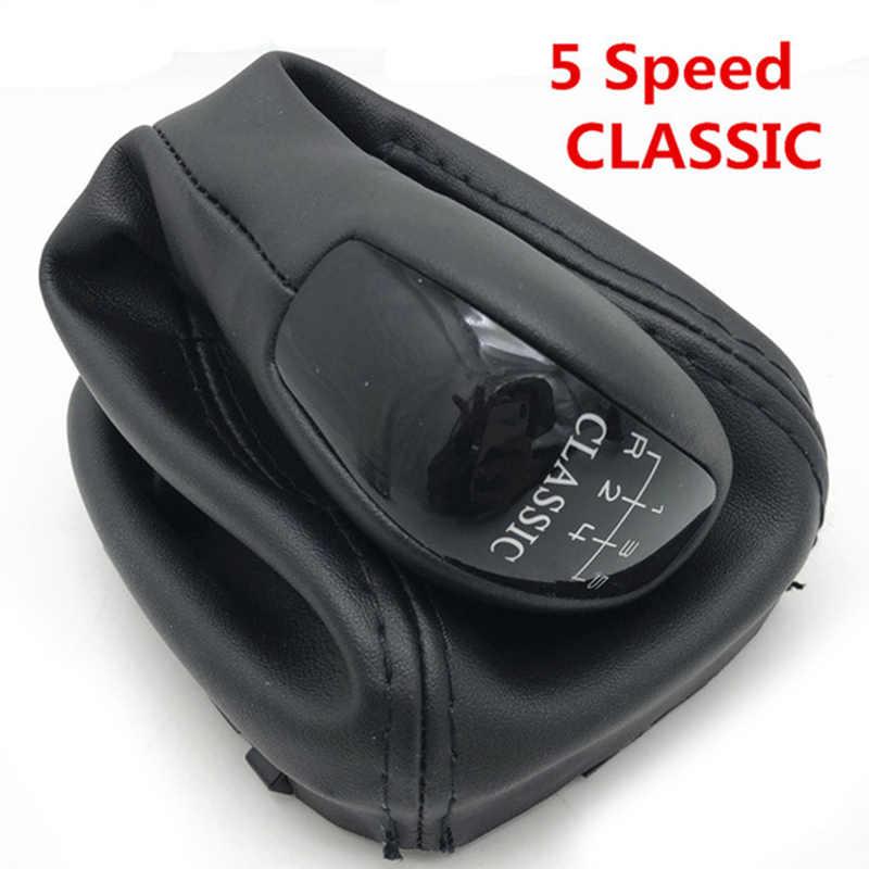 Heißer 5/6 Geschwindigkeit Manuelle Gangwechsel Abdeckung Anti-staub Fall für Mercedes-Benz Clase C W203 S203 YAN88