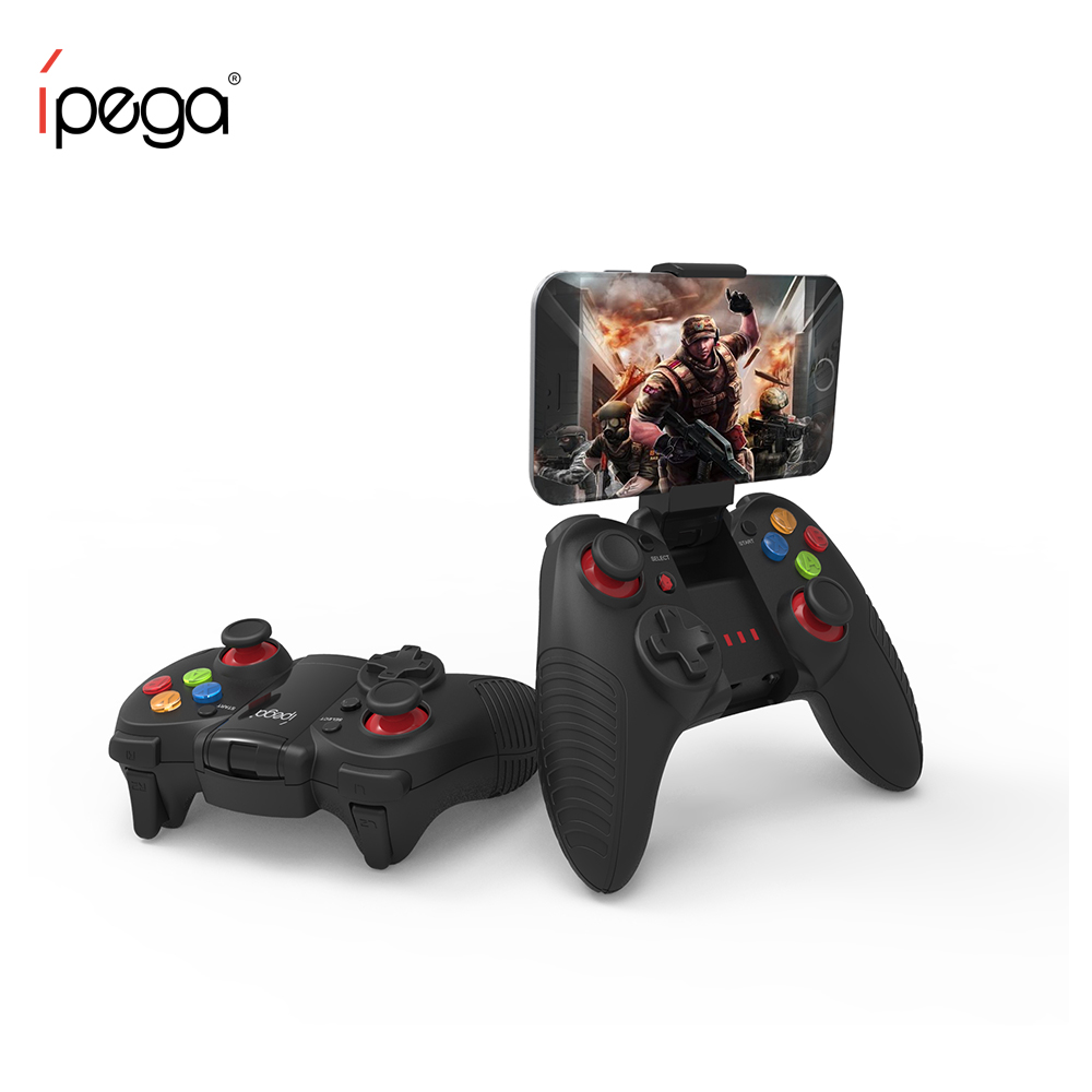 <font><b>iPega</b></font> PG-<font><b>9067</b></font> Wireless Bluetooth Game Controller Gamepad Joystick for iOS Android Tablet PC Computer Smart TV/TV Box Windows image