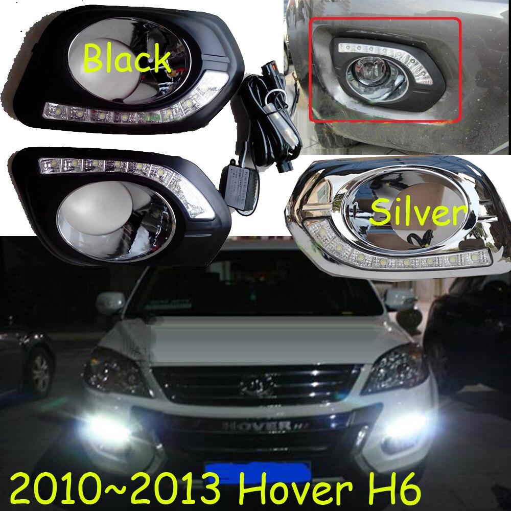 Hover H6 daytime light;2010~2013, Free ship!LED,Hover H6 fog light, Greatwall ,H3 H5,H1,H2,Hover H6 2013 2016 innova daytime light free