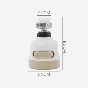 Image 5 - 1PC Home Kitchen Faucet Extender Sink Handle Extension Toddler Kid Bathroom Children Hand Wash Tools Trough Hand washing Device