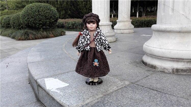 Venta caliente 41 CM Estilo Europeo Victoria Estilo Rusia Muñeca - Muñecas y accesorios - foto 2