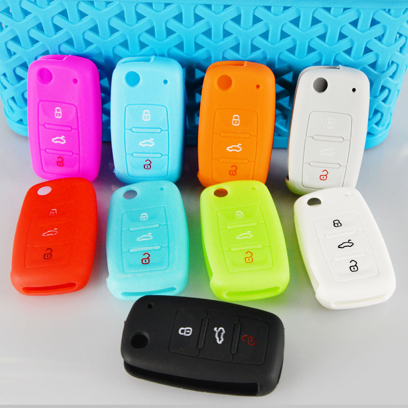 Silicone car key cover case For Volkswagen VW polo passat b5 golf 4 5 6 jetta mk6 tiguan Gol CrossFox Plus Eos Scirocco Beetle k03 turbo chra 53039880139 53039880132 53039880205 for volkswagen eos golf v golf vi passat b6 scirocco tiguan 2 0 tdi turbo kit