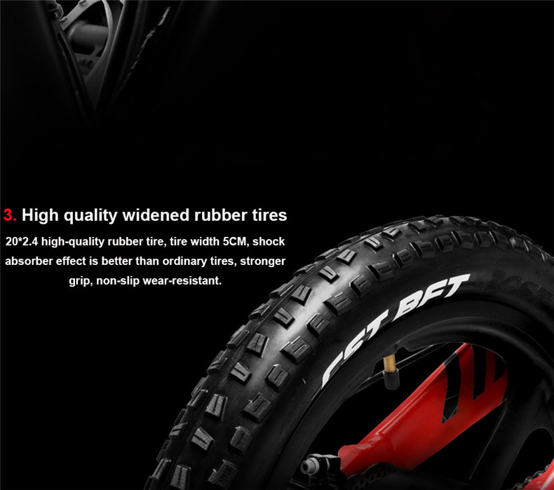 HTB19ofjacTxK1Rjy0Fgq6yovpXav - 20inch folding electric mountain bicycle 48V400W high speed motor e-bike range 70-100km lightweight Hybrid  EMTB electric bike