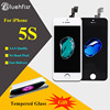 1pack 100 Quality AAA 5S White Screen LCD Display With Touch Screen Digitizer Assembly For Iphone