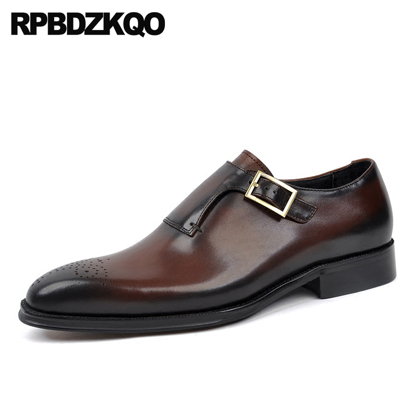 Shoes Men's Shoes Runway Pointed Toe Brand Business Italy Black Genuine Leather Real Oxfords Snake Skin European Men Dress Italian Shoes Formal