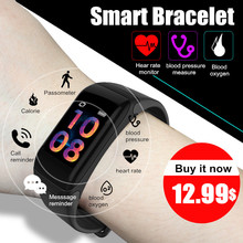 Fitness Tracker Pedometer LERBYEE Waterproof Watch Bluetooth Activity Tracker Sports Bracelet Smart Band Wristband PK mi