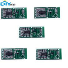 Индукционная Плата датчика движения для arduino модуль переключения