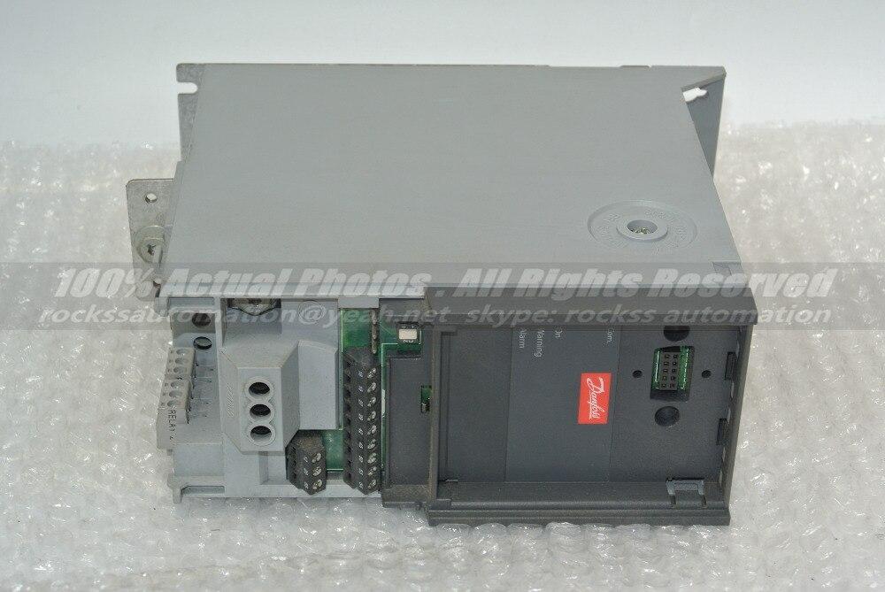 FC-101PK75T2E20H4XXC 131L9794 0.75KW Used 100% Tested With Free DHL / EMS evf8217 e lenze inverter evf8217 e almost new used 100% tested