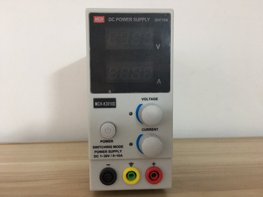 MCH-K3010D DC power supply DC adjustable constant-current source 30v10A plating switching power supply Laboratory power supply