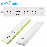 Broadlink Smart Remote Control Socket Wireless Wifi Remote Control With Multi Groups Timer Outlet Plug Switch