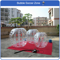 Free Shipping Inflatable Bubble Soccer Ball Football Bubble Inflatable Bumper Ball Fun Games Adult Bouncing Ball Zorb Ball