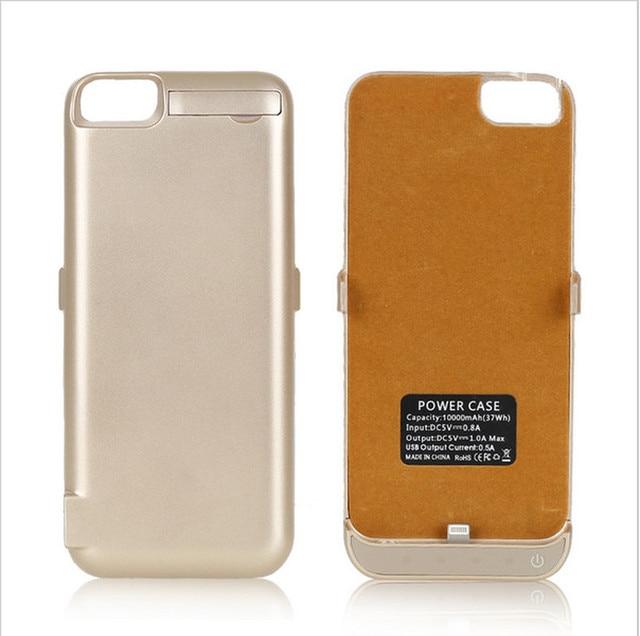best website 536e1 4ef42 US $17.0 |NENG 10000mAh Back Clip Battery Charger Case Power Bank for  IPhone 6s Plus 7 Plus 8 Plus Hone Function Smart Power Case-in Battery  Charger ...