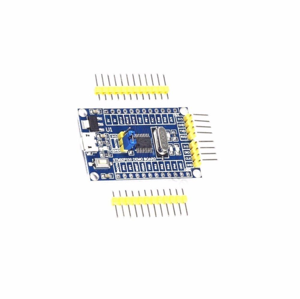 STM32F030F4P6 ARM CORTEX-M0 Core Board Minimum System Development Board Microcontroller SWD/ISP Dual Download