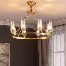 Modern Light for Dining Room Pendant Lights Luminaire Suspendu Loft Fixtures Vintage Art Deco Mosaic Hanglamp