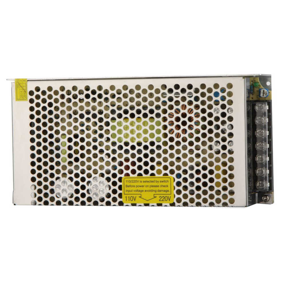 プロモーション! LED 電源 AC 110 V/220 DC 12V 15A 180 ワット LED スイッチ変圧器 LED ストリップ
