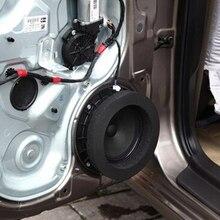 Высокое качество, 1 шт., 6 дюймов, 6,5 дюймов, автомобильный универсальный динамик, изоляционное кольцо, звуконепроницаемый ватный диск, горячая новинка