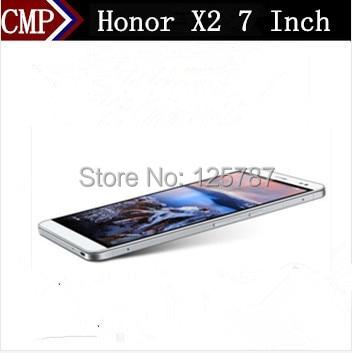 Цена за DHL Быстрая доставка Huawei Honor X2 Mediapad X2 4G FDD LTE сотовый Телефон Кирин 930 Android 5.0 7 Дюймов IPS 1920X1200 3 ГБ/32 ГБ 13.0MP