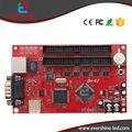 ZH-E7 Rede + USB + Porta Serial 512*1024 Pixel LEVOU Controlador de Módulo