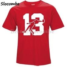 cb0854d7c Men OBJ Odell Beckham Jr  13 MVP T-shirt Clothes New York T Shirt Men s for  Giants fans gift o-neck tee