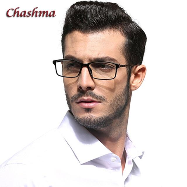 ab973bb0bc Fashion Eyewear Business Stylish Trend Men Optical Reading Glasses Alloy  Spectacles Quality Male Full Frame Eyeglasses