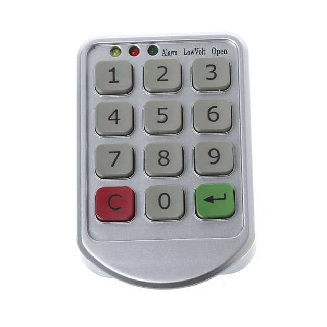 Electronic Digital Keypad Supermarket Cabinets Door Code Number Password Lock t22  sc 1 st  AliExpress.com & Electronic Digital Keypad Supermarket Cabinets Door Code Number ...