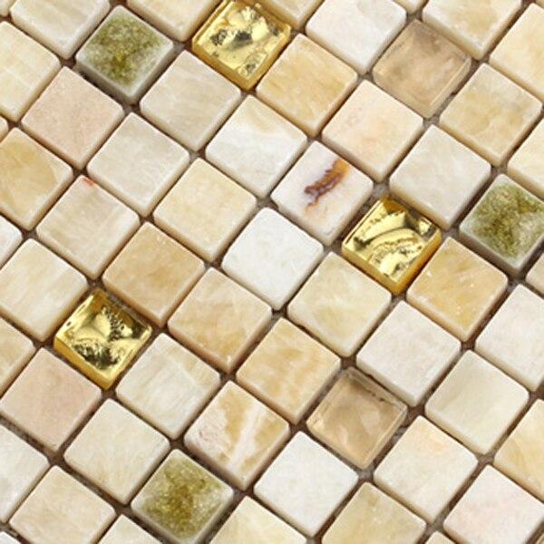 Modern Gl Tile Shower Tiles Panels Beige Stone Wall Bricks Design