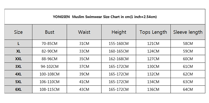 Plus Size Muslim Print Full Cover Swimsuit Islamic Islam Burkinis Swimwear Women Modest Floral Beachwear Swimming Bathing Suit