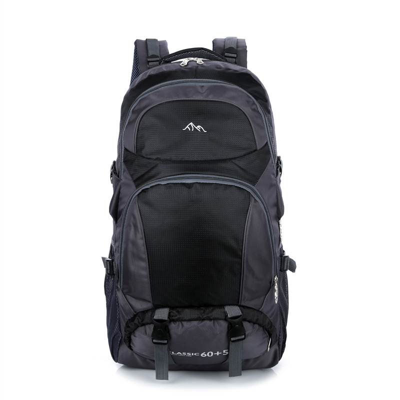 Outdoor Camping Backpack Travel Backpack Waterproof Travel Bags Outdoor Climbing Backpack Camping Hiking Nylon Backpack Men