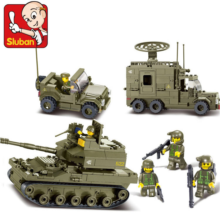 Подробнее о Sluban model building kits compatible with lego city tank 681 3D blocks Educational model & building toys hobbies for children sluban new model building kits city engineering crane 889 3d blocks educational gift toys hobbies for children free shipping