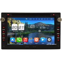 4GB RAM+32GB Android 6.0 7 Octa Core 2DIN DAB Car DVD Player Radio For Volkswagen Transporter T4 T5 Lupo Citi Chico Golf IV MK4