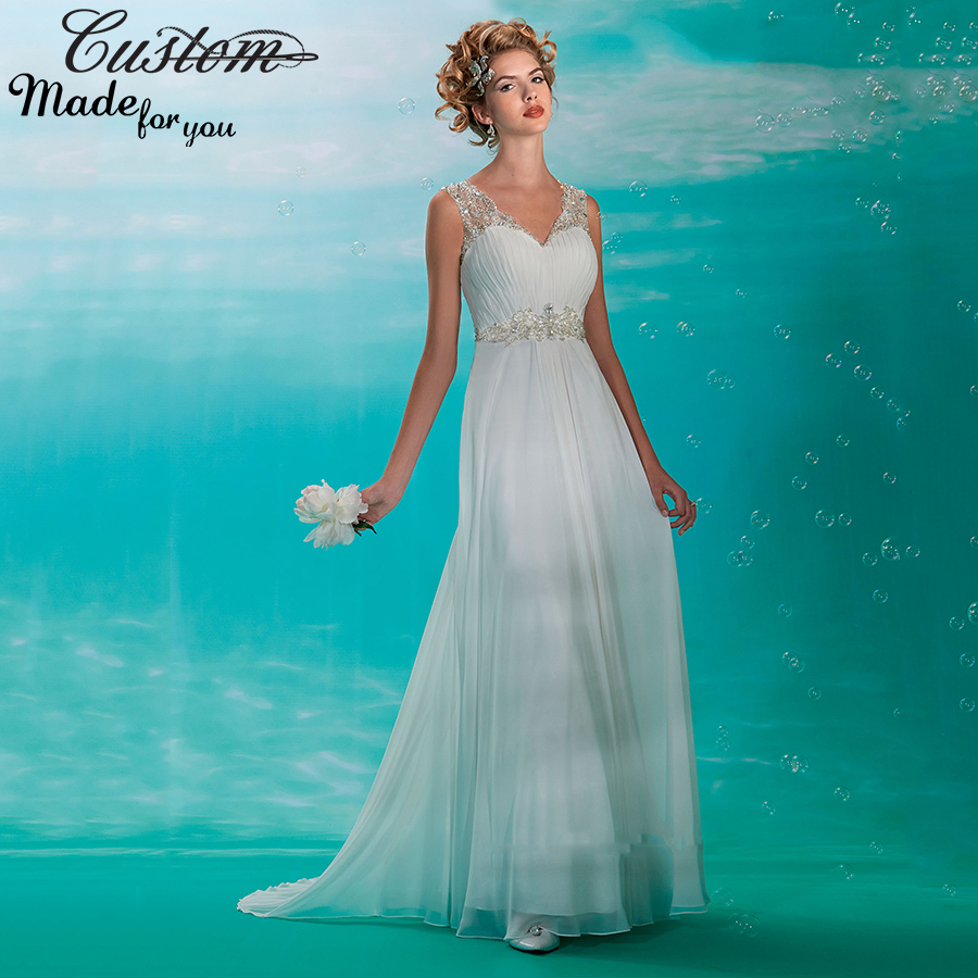 Enchanting Informal Beach Wedding Dresses Casual Ideas - All Wedding ...