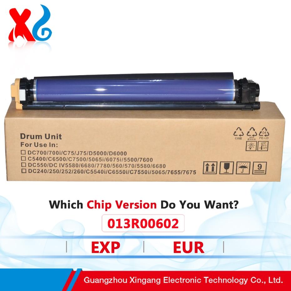 DC240 BK Drum Unit for Xerox DC700 DC250 C75 DC 240 250 252 260 WorkCentre 7655 7675 WC7655 Fuji OPC Drum Unit Copier Parts for xerox dp181 210 211 toner chip for fuji xerox docuprint 180eps 181 210 211 drum chip for xerox ct350103 drum unit chip
