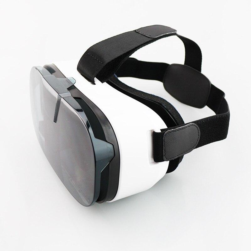 <font><b>FIIT</b></font> <font><b>VR</b></font> Universal Virtual Reality 3D Video <font><b>Glasses</b></font> <font><b>for</b></font> <font><b>4</b></font> to <font><b>6.5</b></font> <font><b>inch</b></font> Smartphones Lightweight Ergonomic Design